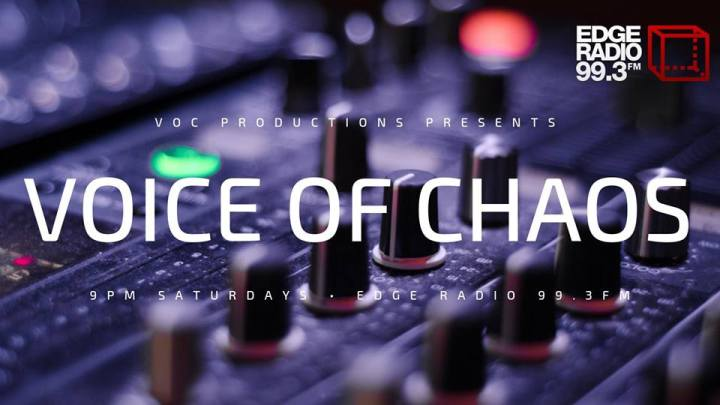 Talking Social Media for Bands with Voice ofChaos