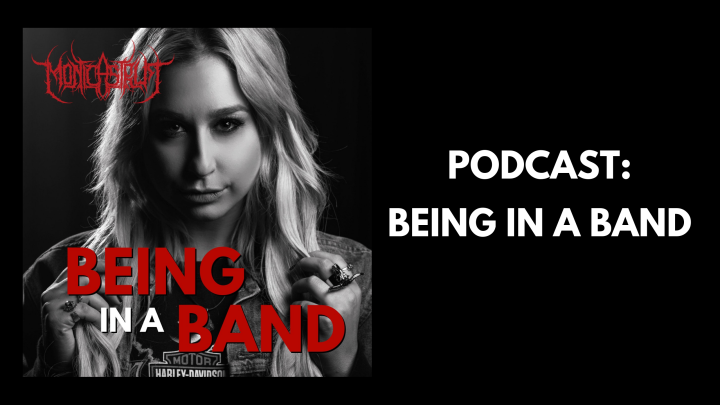 Being in a Band Podcast – Ep1