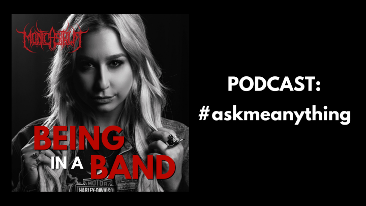 3 | #Askmeanything – Band politics, making money from music, tips for planning a tour and more!