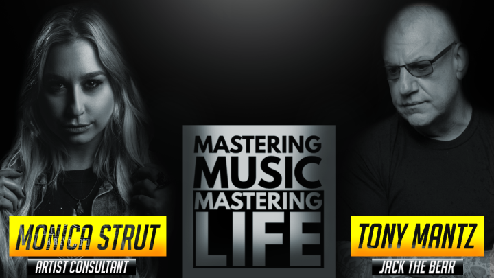 Mastering Music & Life with TonyMantz